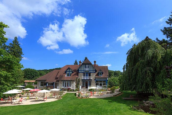 โรงแรม Relais du Silence Le Jardin des Plumes  (ภาพ Booking.com)