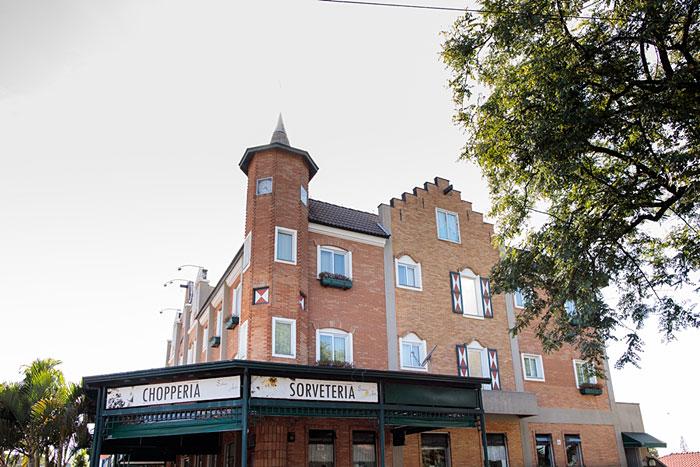 โรงแรม Top Centrum Hotel (ภาพ Booking.com)