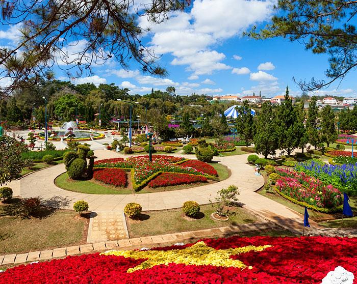ดาลัด ประเทศเวียดนาม (ภาพ Booking.com)
