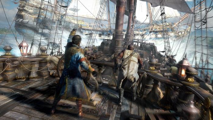 "E3: ยูบิซอฟต์ เปิดตัวเกมสงคราม ""เรือรบ"" แตกไลน์จากซีรีส์มือสังหาร"