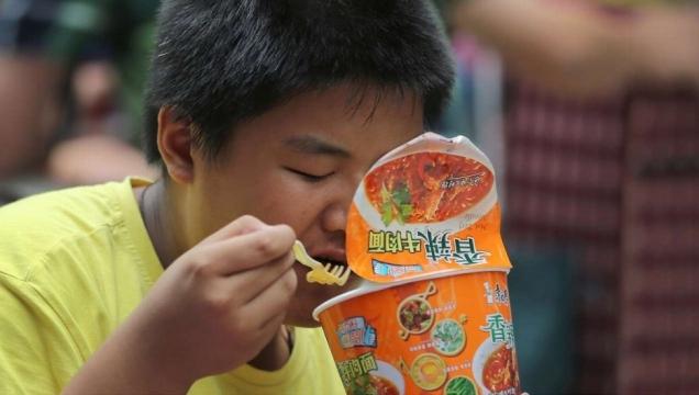 เด็กจีน 15 ล้านคนป่วยเป็นโรคอ้วน ครองแชมป์อันดับหนึ่งของโลก