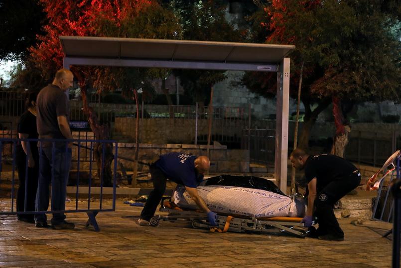 """ยิวระทึก! IS อ้างส่งนักรบแทงตำรวจหญิงดับที่เยรูซาเลม ด้าน """"ฮามาส"""" โวยถูกแย่งผลงาน"""