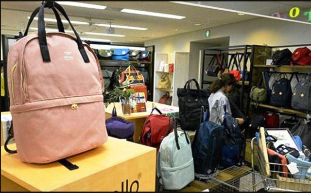 กระเป๋า anello รุ่นใหม่วางจำหน่ายเมื่อปลายปีที่แล้ว