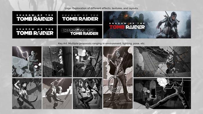 """หลุดอาร์ต """"Shadow of the Tomb Raider"""" ภาคใหม่ในแดนพีระมิด"""