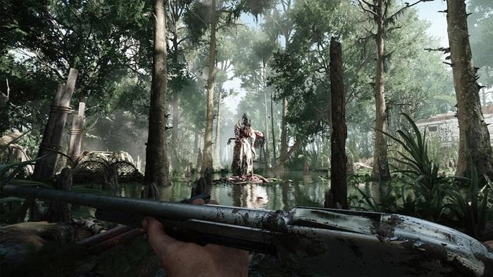 เผยคลิป เกมยิงล่ามอนฯน้องใหม่ จากทีมสร้าง Crysis
