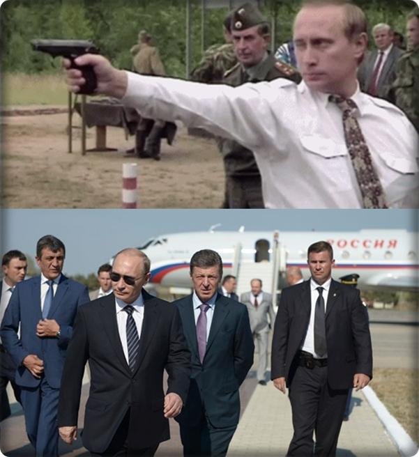 """InClip : สุดฮือฮา! """"ปูติน"""" ยอมรับ """"คุมปฎิบัติการลับ KGB"""" จารกรรมผิด กม.ทุกรูปแบบในต่างแดน - เคียฟเคืองเสี่ยหมีแอบดอดเข้าไครเมีย"""