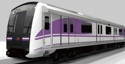 คมนาคมชง ครม.ก.ค.นี้อนุมัติรถไฟฟ้าสีม่วงใต้-จ่อประมูลรถเมล์ไฟฟ้า 200 คัน ส.ค.