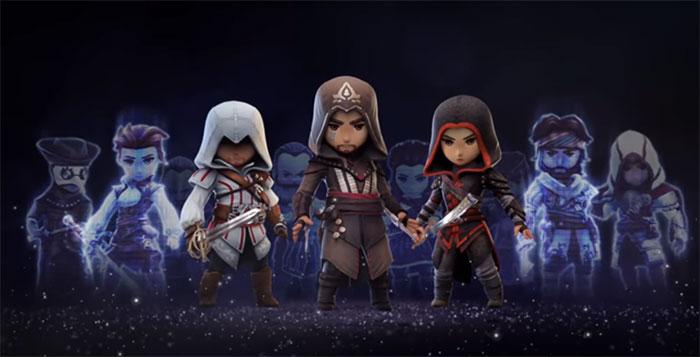 """ยูบิซอฟต์เปิดตัว """"Assassin's Creed Rebellion"""" ลงมือถือ"""