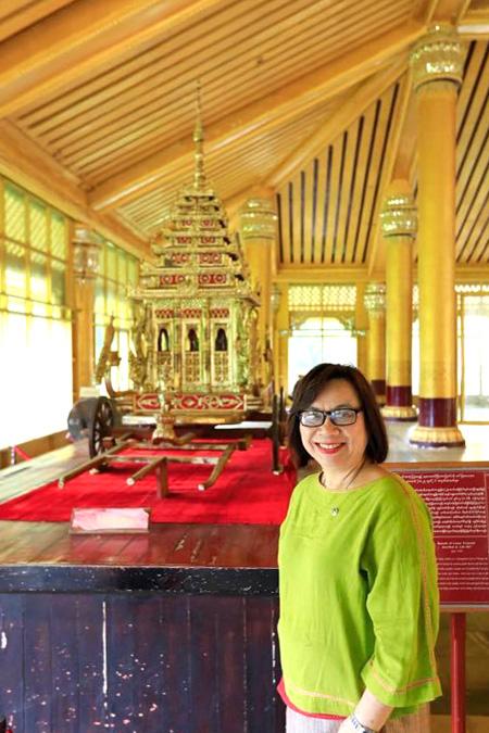 นางสุจิตรา จงชาณสิทโธ รองผู้ว่าการตลาดในประเทศไทย ททท.(ภาพ : Boxbyday Jongchansitto)