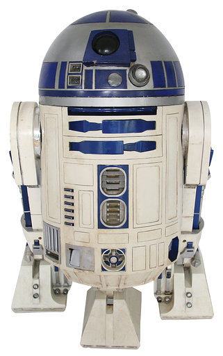 'Star Wars' droid R2-D2 auctioned for $2.8 million