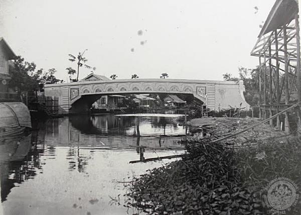 สะพานเฉลิมโลก ๕๕ ในวันที่ไม่มีวี่แววเซ็นทรัลเวิร์ลด์