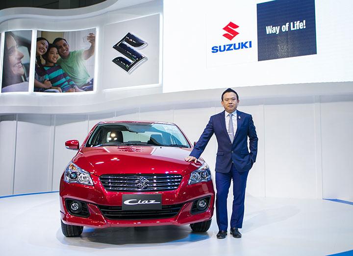 ซูซูกิ จัดงาน รถเก่าแลกซื้อรถใหม่ ลดทันที 12,000 บาท
