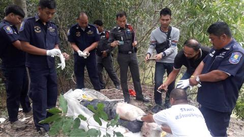 รวบอดีตตำรวจอาสาแก๊งฆ่าตัดคอหนุ่ม 23 ทิ้งบ่อน้ำหนองปรือ ปมแค้นค้างหนี้ 3 พันบาท