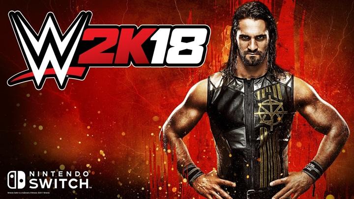 """เกมมวยปล้ำ """"WWE 2K18"""" ประกาศลงเครื่องสวิตช์"""