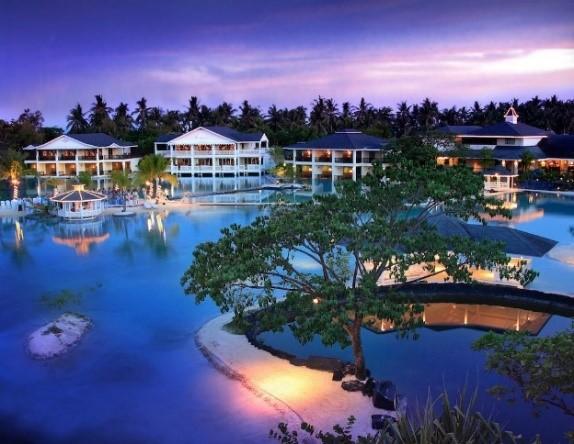 บรรยากาศโดยรอบที่ Plantation Bay Resort and Spa