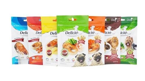 """Delicio Plus"" ตอบโจทย์เทรนด์ขนมสุนัขเพื่อสุขภาพ"