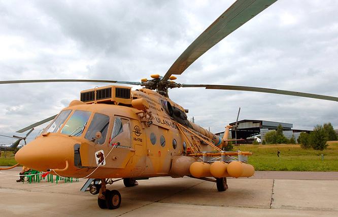 รัสเซียอวด Mi-17 รุ่นใหม่พร้อมขาย สร้างลุยก่อการร้ายกลั่นจากประสบการณ์ซีเรีย