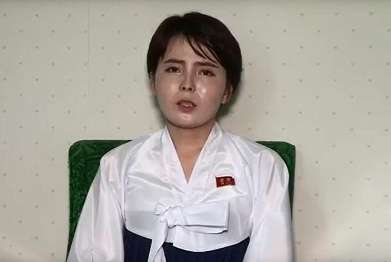 """เกาหลีใต้หวั่น """"ดาราสาวโสมแดง"""" อาจถูก """"ลักพาตัว"""" กลับเปียงยาง"""