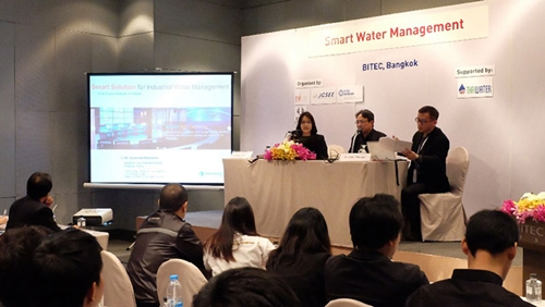 อีสท์ วอเตอร์ โชว์ศักยภาพการบริหารจัดการน้ำครบวงจร ในงาน ASEAN Sustainable Energy Week 2017 และ Thai Water Expo 2017