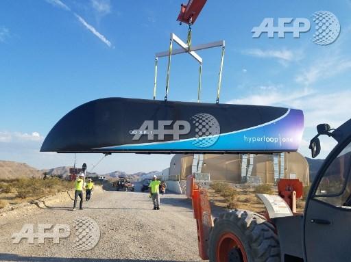 Hyperloop or hyperbole? Musk promises NY-DC run in 29 mins
