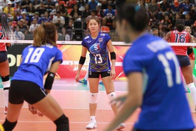 โดมินิกัน ย้ำแค้น ลูกยางสาวไทย คาถิ่น! 3-2