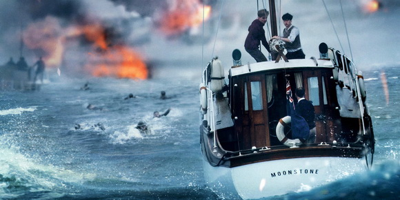 วันที่เรือเล็กต้องออกจากฝั่ง : Dunkirk
