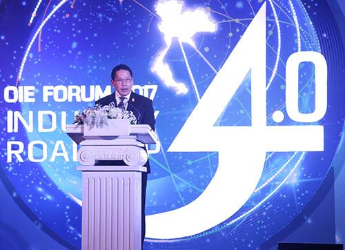 ก.อุตฯ วาง 4 ยุทธศาสตร์ พร้อมอัด 38,000 ลบ.หนุน SMEs รองรับอุตสาหกรรม 4.0