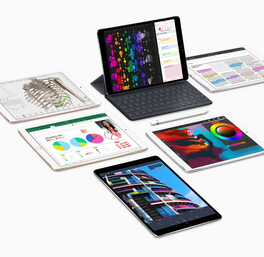 Review : iPad Pro 10.5 WiFi (2017) ทรงพลังใกล้เคียงแล็ปท็อปพีซี