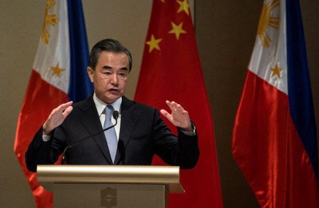 """จีนร้อง """"ชาติอาเซียน"""" ปฏิเสธการแทรกแซงจากนอกภูมิภาค"""
