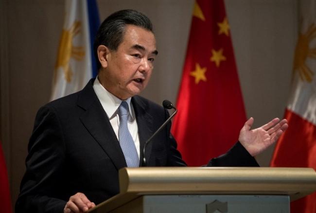 จีนเรียกร้องชาติสมาชิกอาเซียนปฏิเสธการแทรกแซงจากภายนอกกรณีทะเลจีนใต้