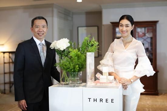 4 ปี แบรนด์ THREE ในไทย โชว์สกินแคร์ใหม่จากพลังธรรมชาติ