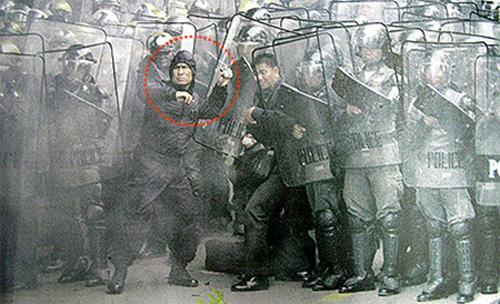 """ตั้ง """"ลือชัย สุดยอด"""" มือปาระเบิด 7 ตุลาฯ นั่งผู้ทรงคุณวุฒิพิเศษ ยศ พล.ต.ท.เทียบเท่าผู้บัญชาการ"""
