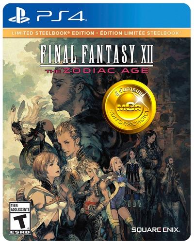 Review: Final Fantasy XII The Zodiac Age หนุ่มนักล้วง ทวงอาณาจักร