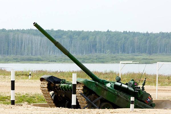 <br><FONT color=#00003>ขับ T-34 อยู่ดีๆ ตั้งแต่ยุคสงครามเย็น พลรถถังของลาว ก้าวกระโดดไปซิ่ง T-72B3 รถถังยุคที่ 3 ที่พัฒนาใหม่ล่าสุด ติดอุปกรณ์ทันสมัย รวมทั้งระบบ APS ล่าสุด.. หรือ กองทัพประชาชนกำลังเล็งๆ รุ่นนี้อยู่?</b>