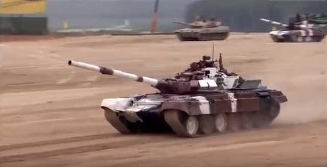 ชมถ่ายทอดสด! กองทัพทั่วโลกส่งยอดทหารร่วมประลอง International Army Games 2017