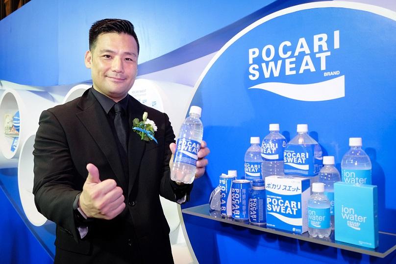 ทาคายูกิ คูชิดะ ประธานบริษัท โอซูก้า นิวทราซูติคอล (ประเทศไทย) จำกัด,Mr. Takayuki Kushida, Managing Director of Otsuka Nutraceutical (Thailand) Company Limited,