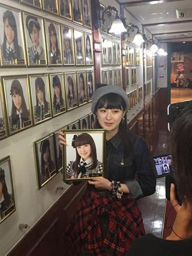 รินะ อิซุตะ อดีตสมาชิก AKB48 ที่ย้ายมายัง BNK48