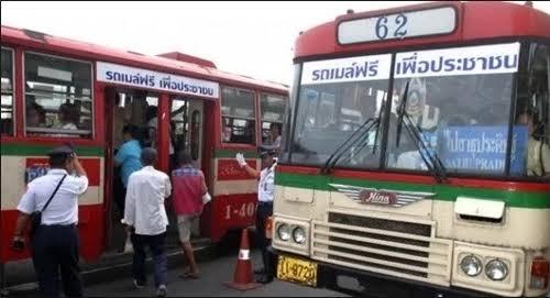 คาด 2 เดือนใช้ ม.44 ปฏิรูปรถเมล์ เซตซีโร่สัมปทานเปิด 269 สายใหม่