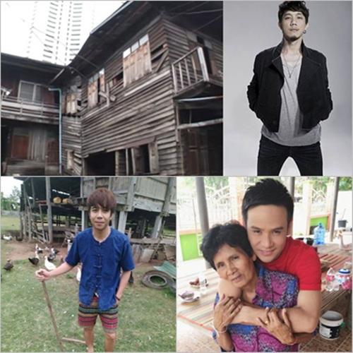 """ทำไมต้องอาย? ส่องภาพบ้านเกิดคนบันเทิงก่อนเป็น """"ซุปตาร์คนดัง"""" เมืองไทย!"""