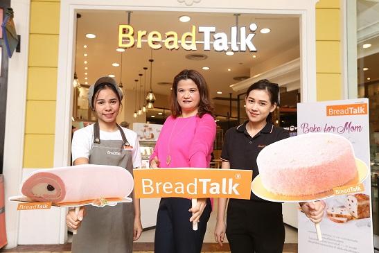 """อรัญญาณี แดนมัดตาม ผู้จัดการฝ่ายการตลาด บริษัท บีทีเอ็ม (ไทยแลนด์) จำกัด หรือ  """"เบรดทอล์ค"""" (BreadTalk)"""
