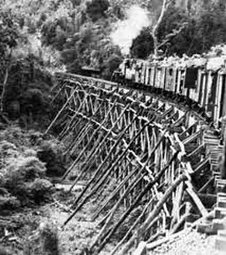 กรมรถไฟไทยขอเวลาสร้างทางรถไฟสายมรณะ ๘ ปี แต่ญี่ปุ่นใช้เทคโนโลยีแบบอียิปต์สร้างพีรามิด เสร็จใน ๑๐ เดือน ๑๐ วัน!!!