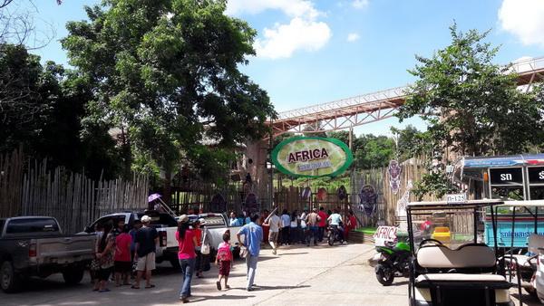 สวนสัตว์ขอนแก่นเฮ จำลองบรรยากาศชนเผ่ามาไซ รับสมาชิกใหม่ลูกยีราฟ-กูดู