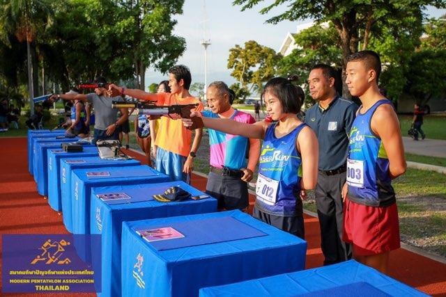 ส.ปัญจกีฬาไทย ได้นักกีฬาลุยยูธโอลิมปิกเพิ่ม