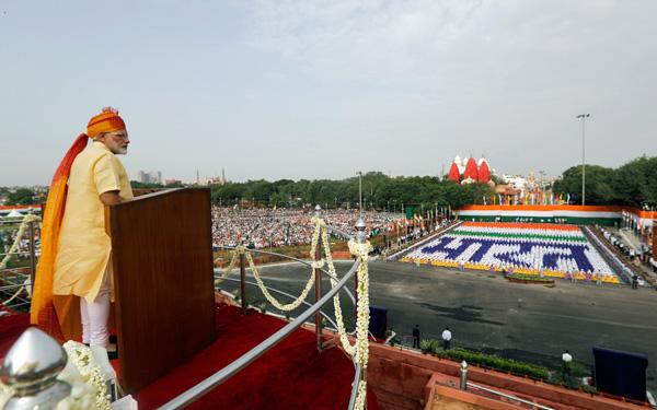 อินเดีย : 70 ปี แห่งความท้าทายของการสร้างชาติ