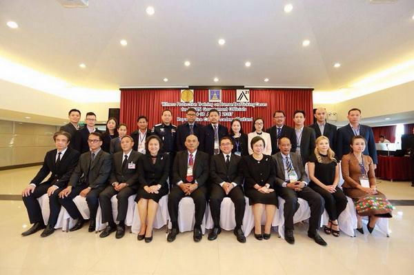 กรมคุ้มครองสิทธิฯ พัฒนาการคุ้มครองพยานและเหยื่อในคดีค้ามนุษย์ร่วมอาเซียน