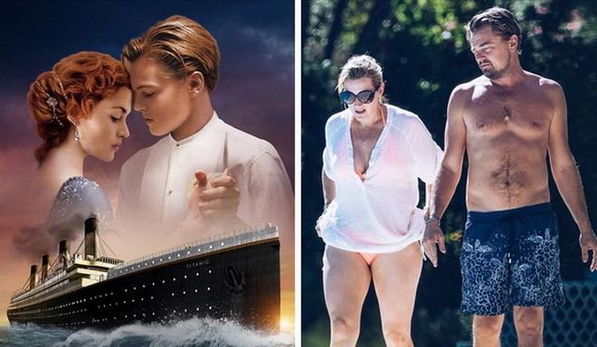"""""""แจ็ค-โรส"""" รีเทิร์น!! คู่ขวัญ Titanic มิตรภาพ 20 ปีไม่มีจาง"""