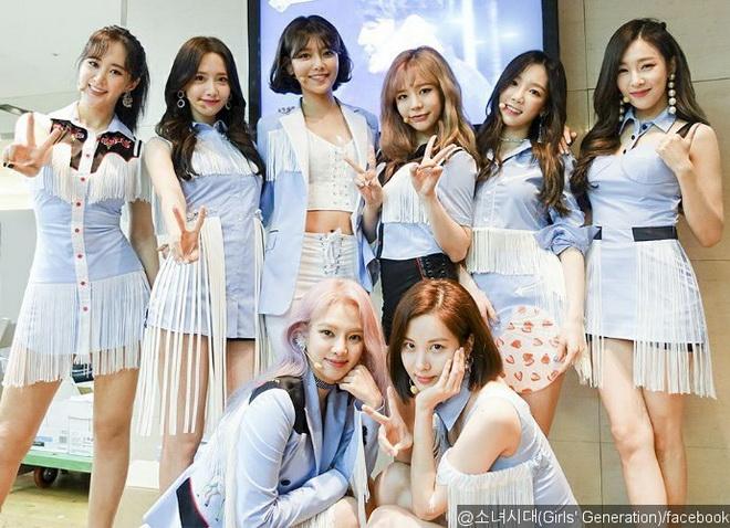 """อนาคตไม่แน่นอน """"Girls' Generation"""" อาจไม่ต่อสัญญาหลังรวมวงครบ 10 ปี"""