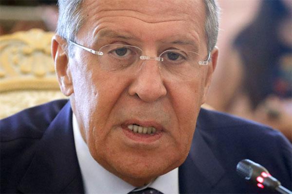 <b>นายเซอร์เก ลาฟรอฟ รัฐมนตรีต่างประเทศรัสเซีย</b>