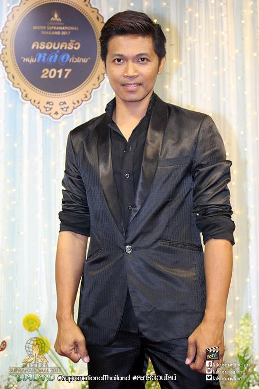 ชิ - อนุชา ลังประเสริฐ นักปั้นชื่อดัง เฟ้นหาหนุ่มหล่อจาก 77 จังหวัดมาชิงเงินรางวัลกว่าล้านบาท