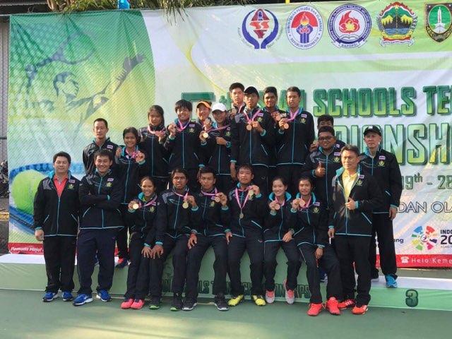 หวดนักเรียนไทย คว้าเพิ่ม 4 ทอง ปิดฉากเอเชีย สคูลเกมส์